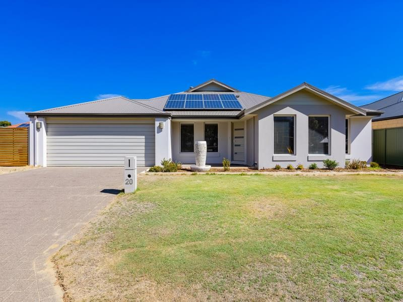 20 Bardook Gardens, Forrestfield WA 6058, Australia